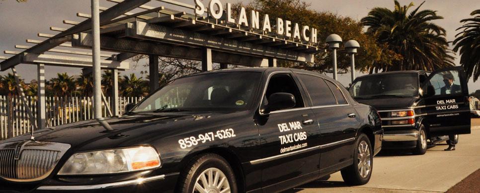 del mar airport taxi